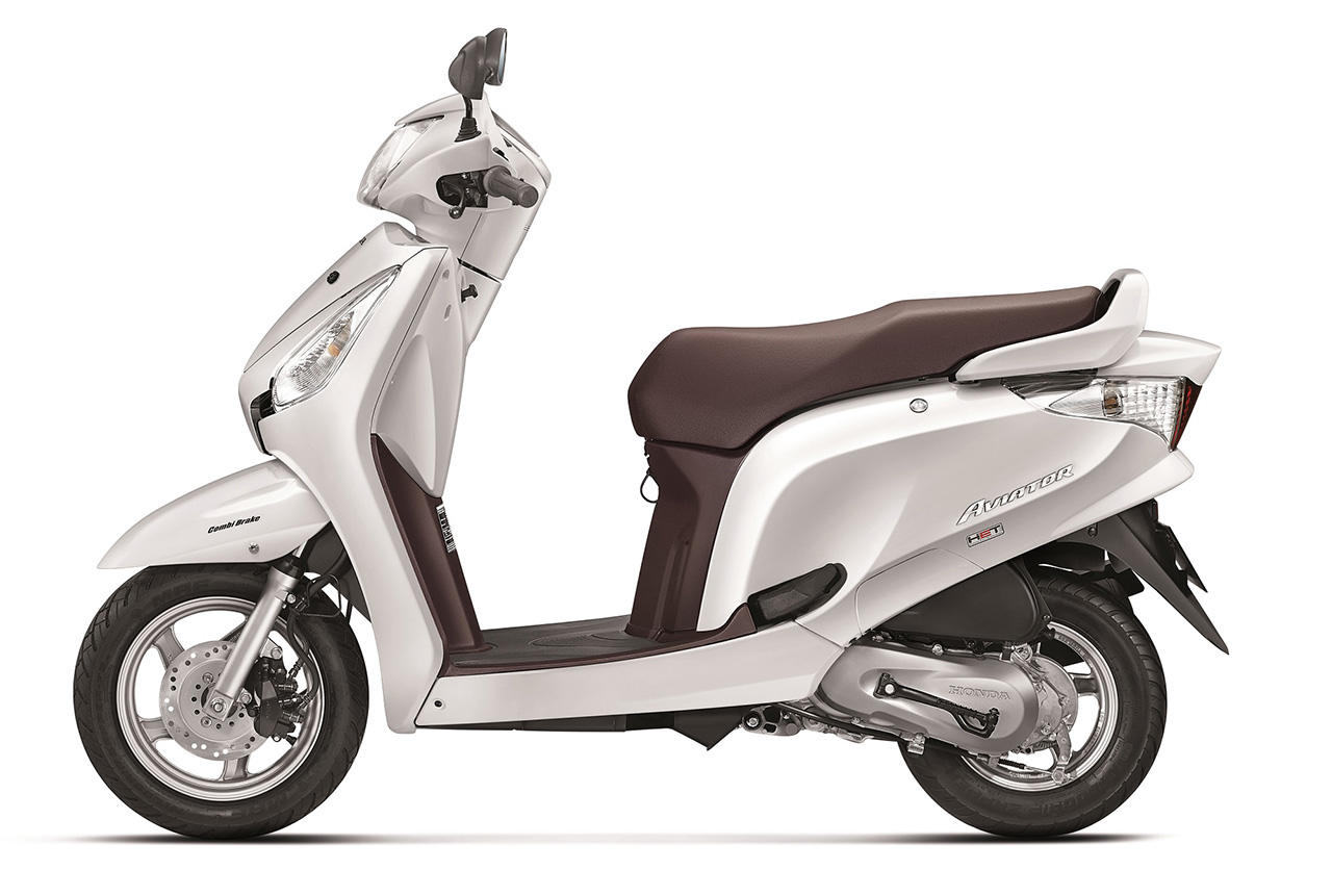 c1eab46e5 Honda Aviator and Activa i refreshed for 2015 - MotorScribes