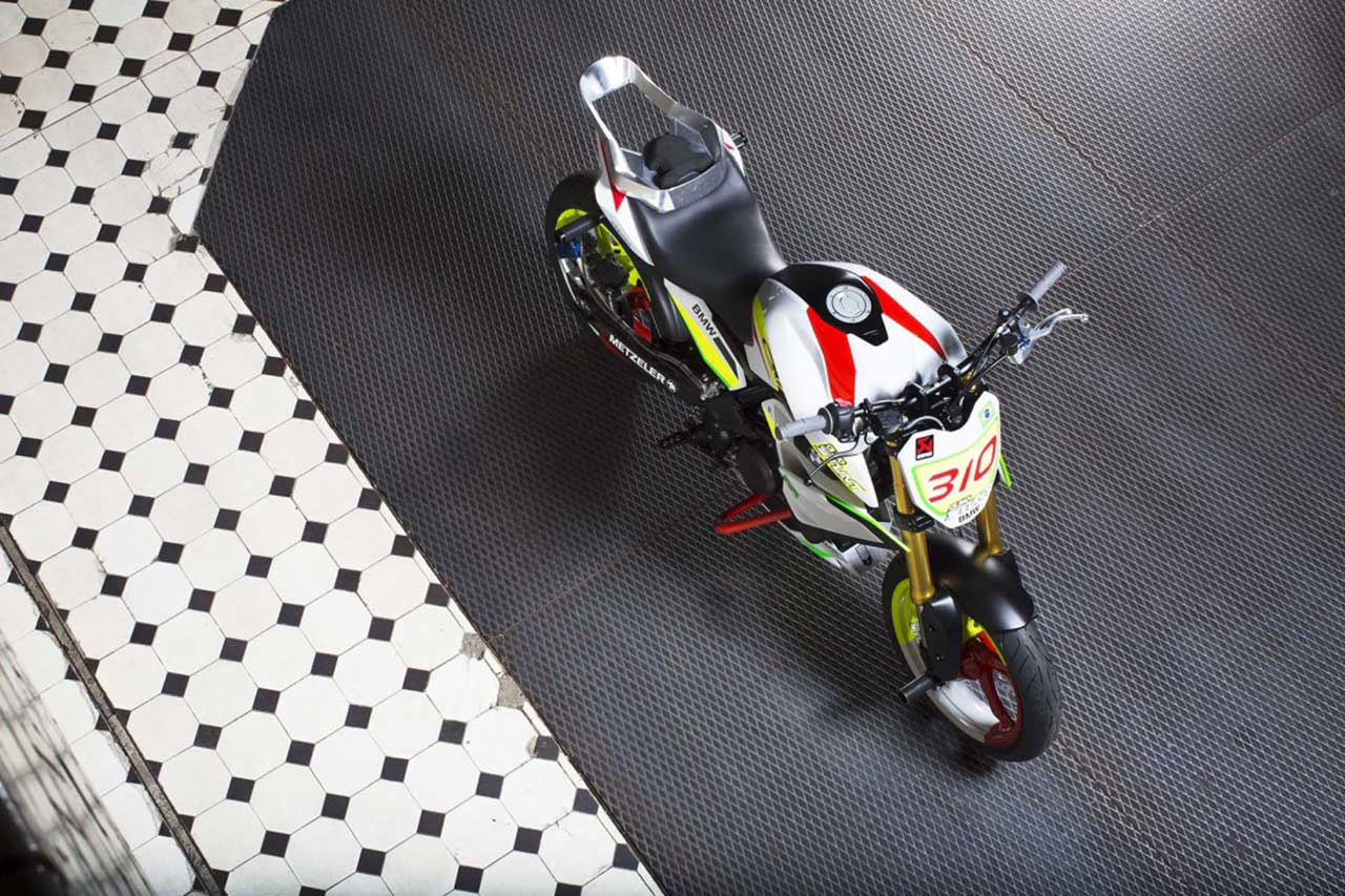 First Sighting Of The Tvs Bmw 300cc Motorcycle Is Promising New Honda Bikes In India Concept Stunt G 310 21