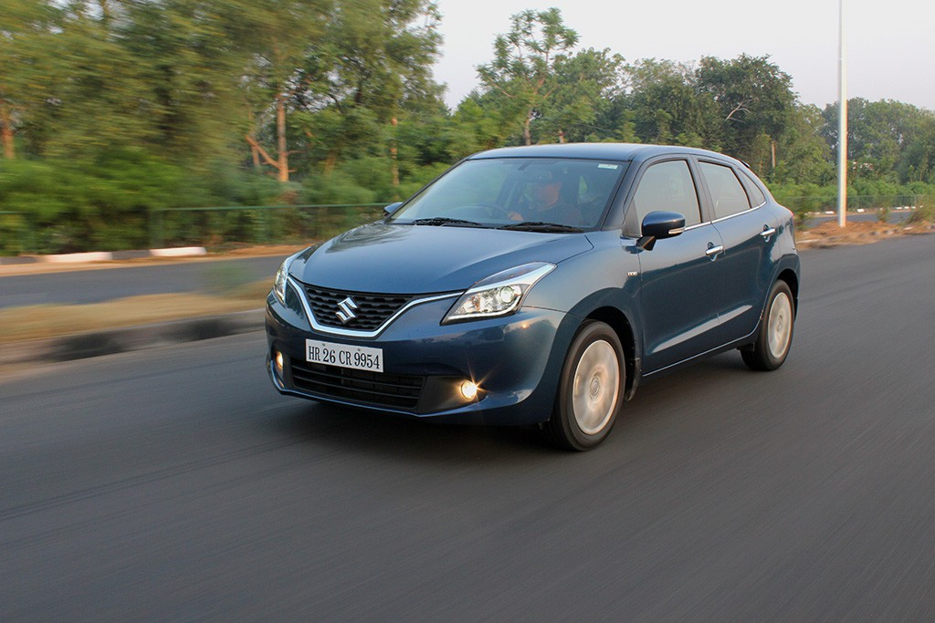 Maruti Suzuki Baleno is a sweet deal at Rs 5 22 lakh in