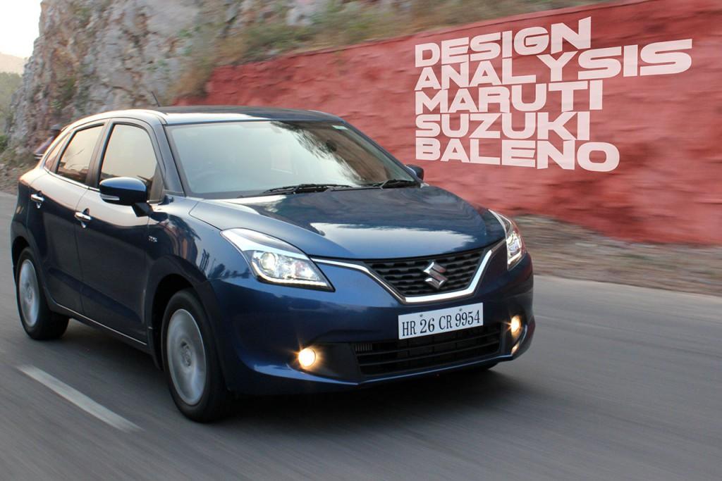 Design Diary 2015 Maruti Suzuki Baleno Motorscribes