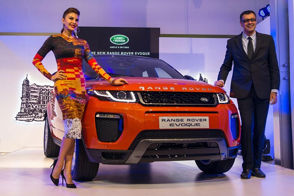 2016 Land Rover Range Rover Evoque Debuts In Style Motorscribes