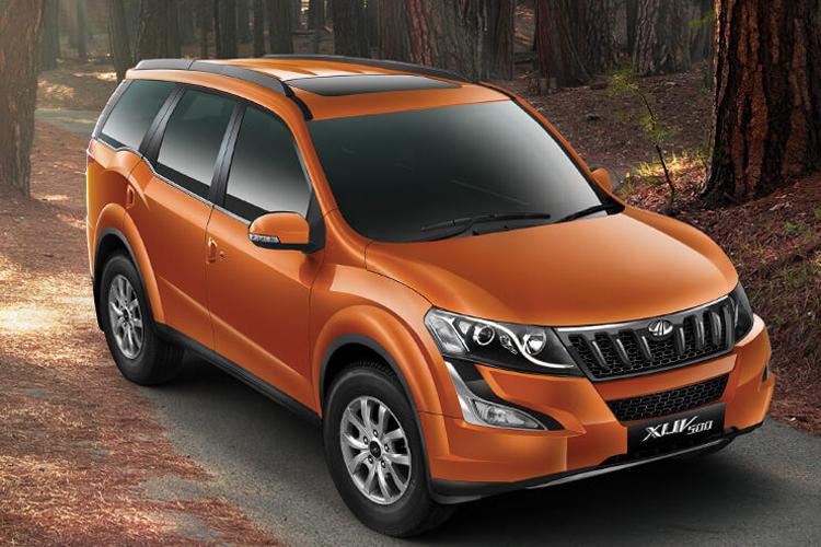 Mahindra Launches Xuv 500 At Motorscribes