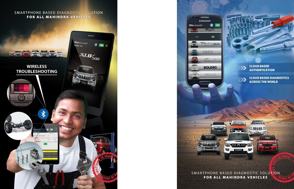 Mahindra launches Android based vehicle diagnostic solution