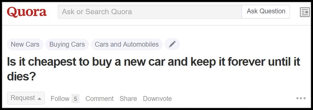 1b4e8791 12 automotive queries on Quora that will change the way you look at ...