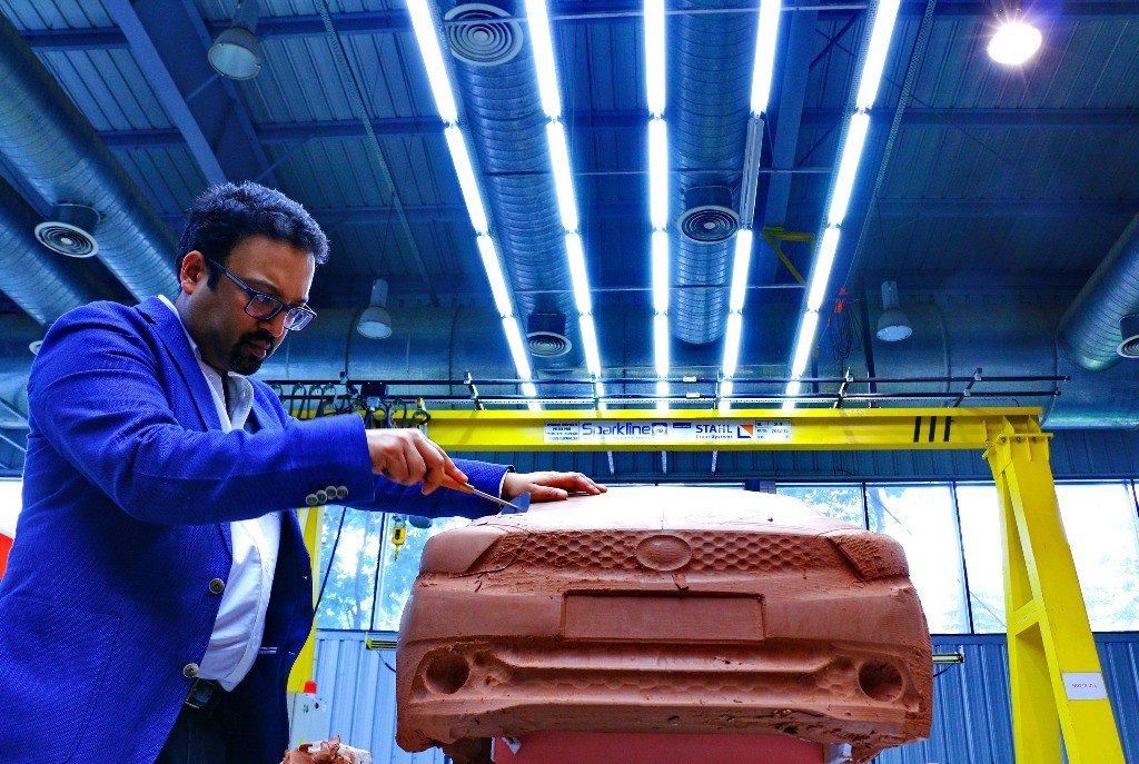 Sharp Objects Inside The Super Secret Tata Motors Design Studio Motorscribes