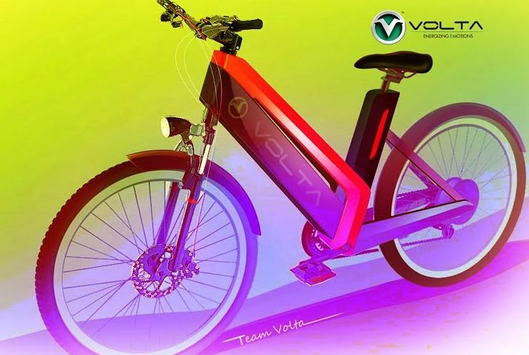Cheap Fast And Easy The Volta Zap Electric Bicycle Is Here