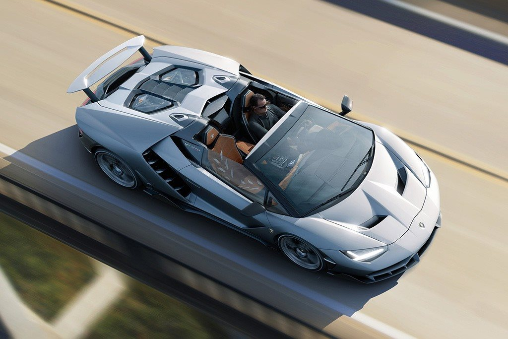 Lamborghini Centenario Roadster Is Another Bull You Can T Have