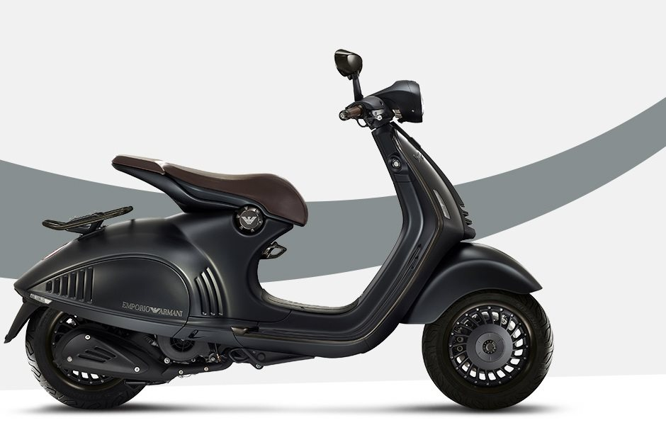 Now, an Armani-designed Vespa 946 scooter for Rs 12 04 lakh