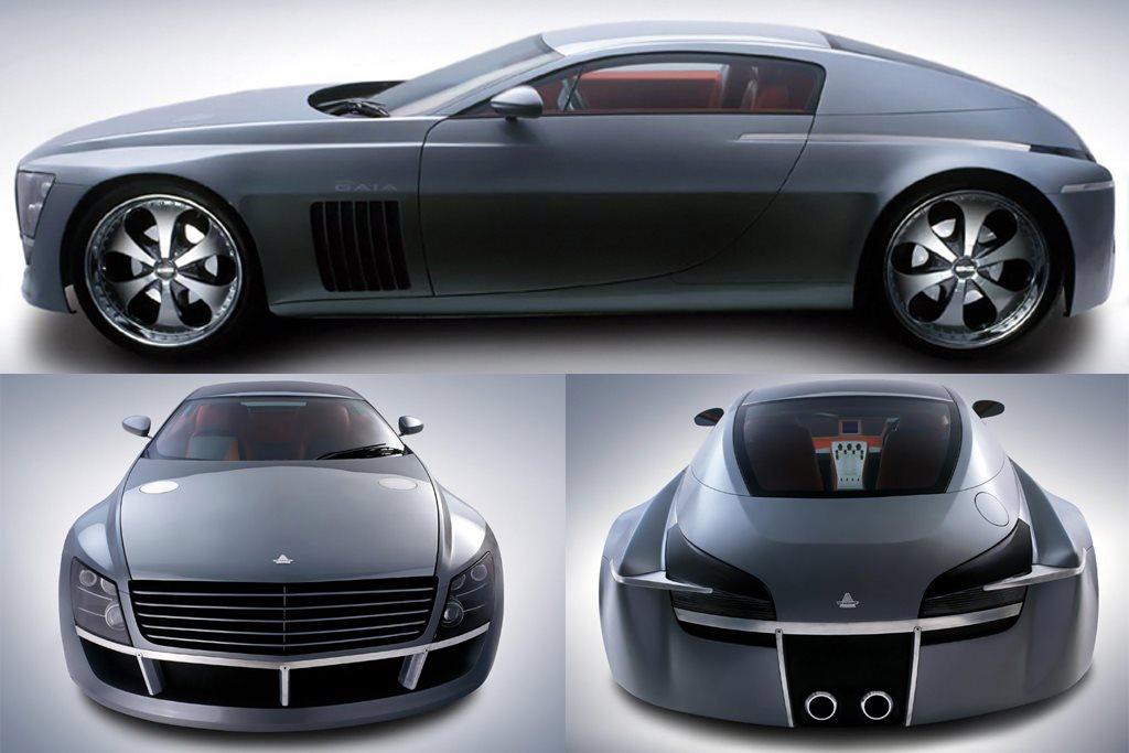 dc design avanti 2015 price mileage reviews designers in dc 2003 DC Design Gaia Concept