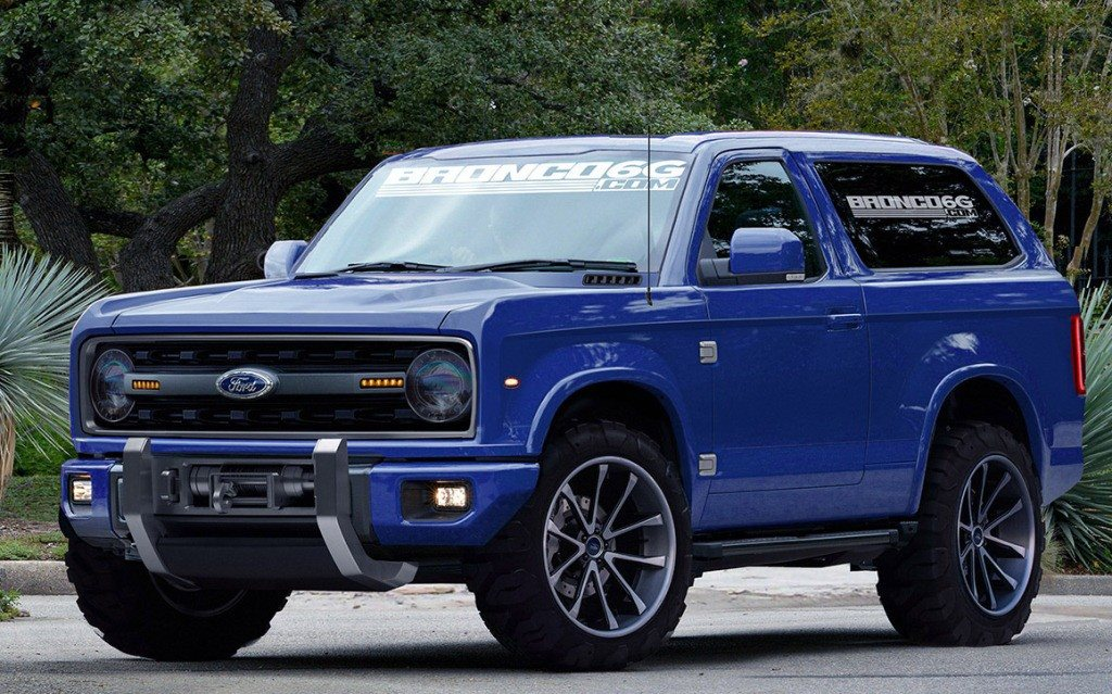 Ford S Bronco Will Be Back In 2020 And We Have A Good Reason To Be Excited About This Motorscribes