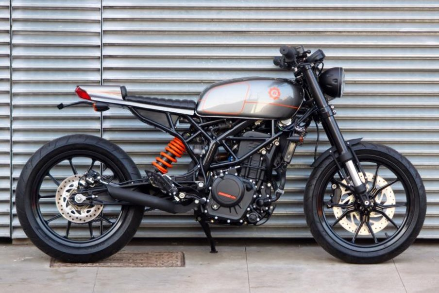 Wouldn't you want your KTM Duke to look like this? - MotorScribes