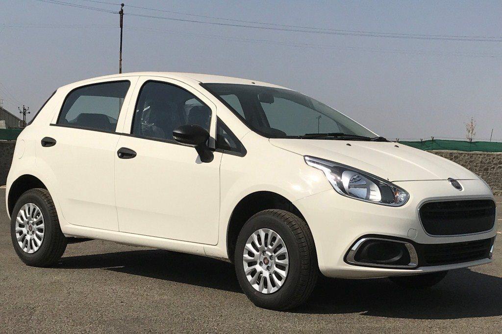 Fiat Punto EVO Pure