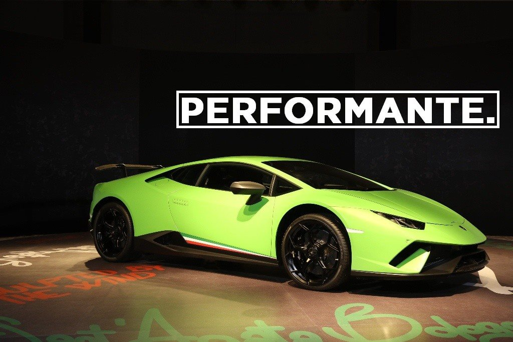 Lamborghini Huracan Performante Launched For Rs 3 97 Crore In India