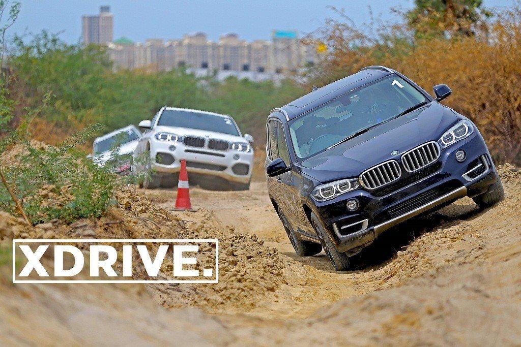 BMW xDrive Experience  Elite Off-roading - MotorScribes