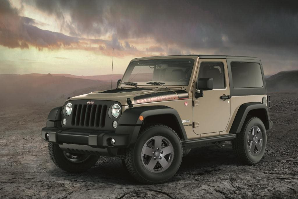 Wouldn T You Like To See The Jeep Wrangler Rubicon Recon In India Motorscribes