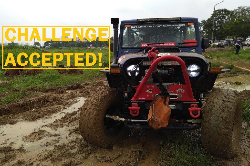 Mahindra Club Challenge 2017 | 4×4 Heaven! - MotorScribes