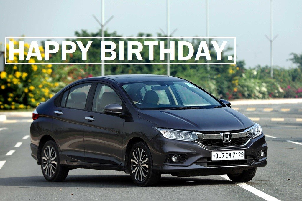 eefc09a609 The Honda City completes 20 years in India - MotorScribes