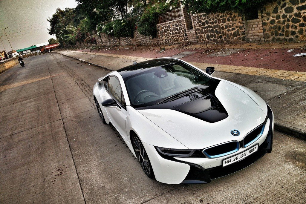 34e61ff3ac5 BMW i8 first drive review - MotorScribes