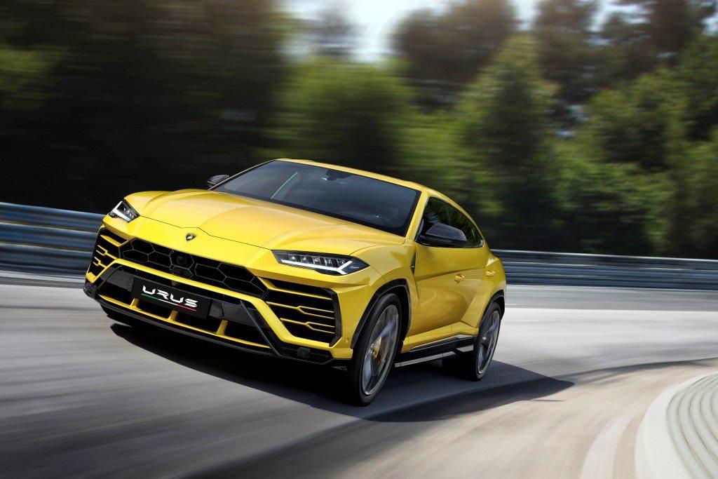 Lamborghini Urus Launching In India On 11th January 2018 Motorscribes