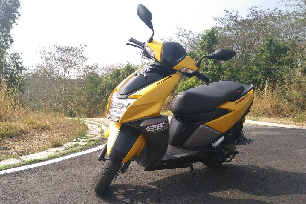 Tvs Ntorq 125 First Ride Review Specifications And Price