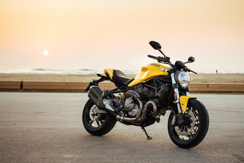 ee5cec390 Ducati Monster 821 launched in India - MotorScribes