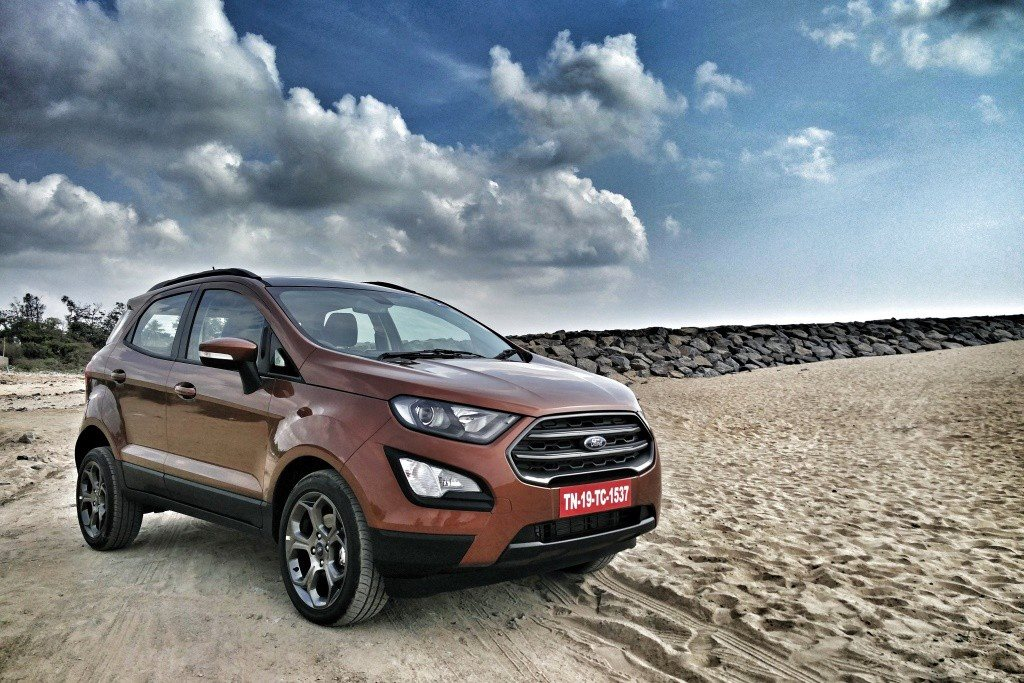 Ford EcoSport S 1 0 EcoBoost petrol first drive review - MotorScribes