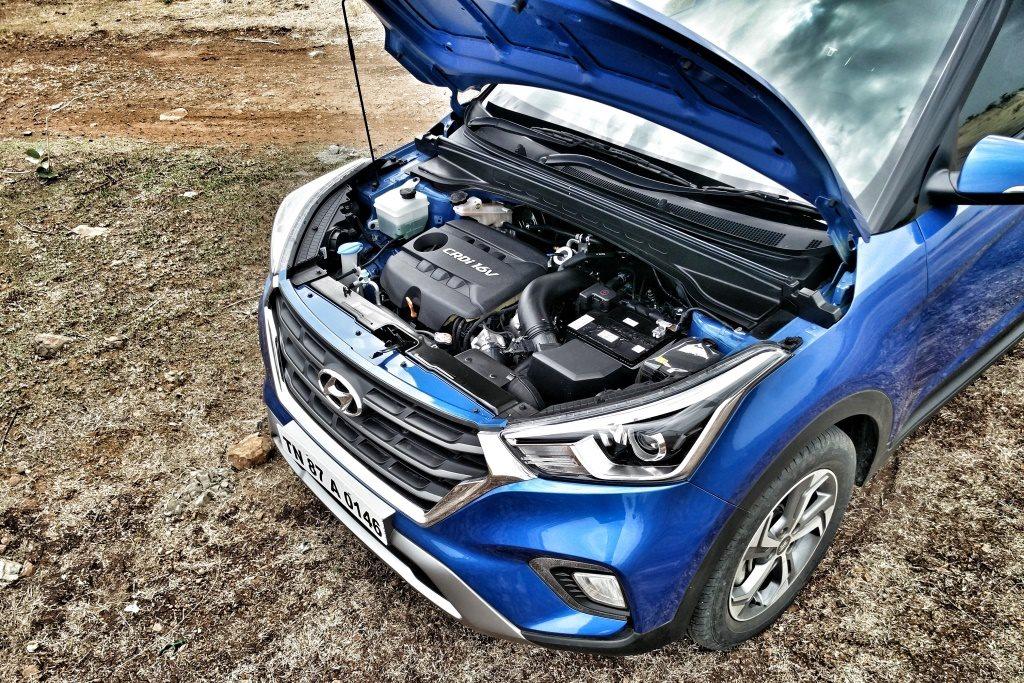 The New Hyundai Creta 1 6 Crdi Sx O First Drive Review Motorscribes