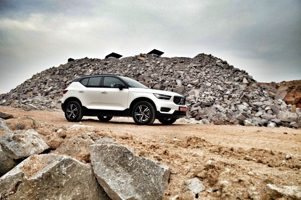 2018 Volvo Xc40 First Drive Review Motorscribes