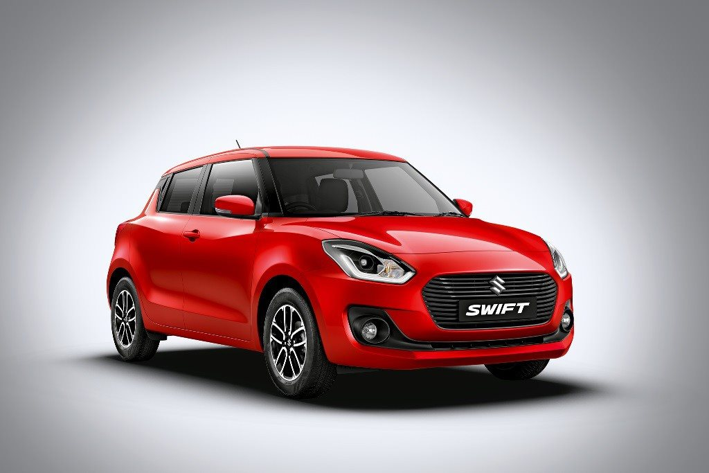 Maruti Suzuki Swift Top End Variants Get Ags Tech Motorscribes