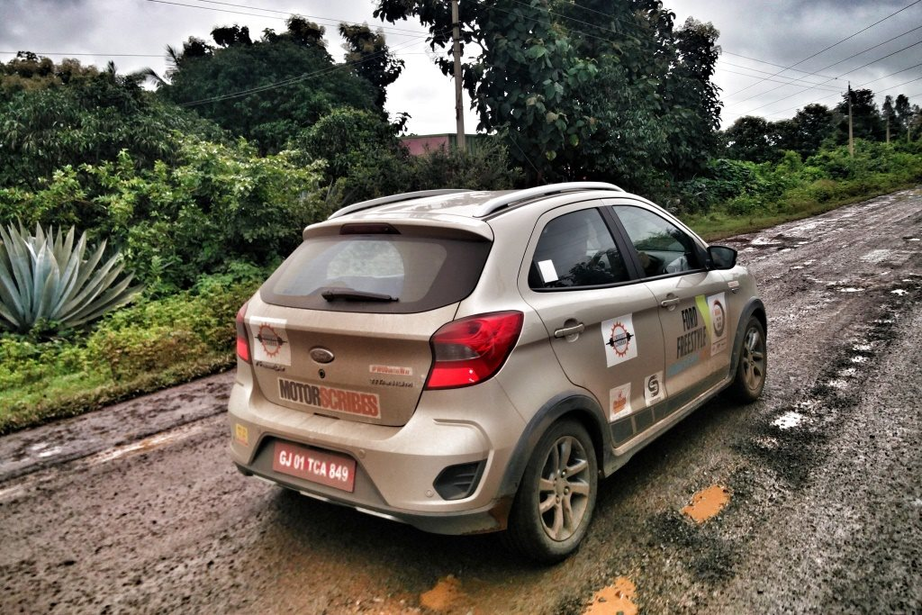 Ford Freestyle WOD on the Way – A Road Trip - MotorScribes