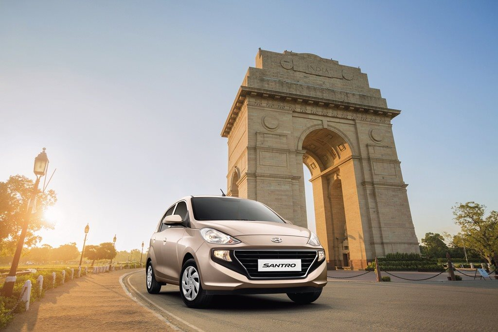 57817b7b25b The new Hyundai Santro makes its debut and it is right for the money ...
