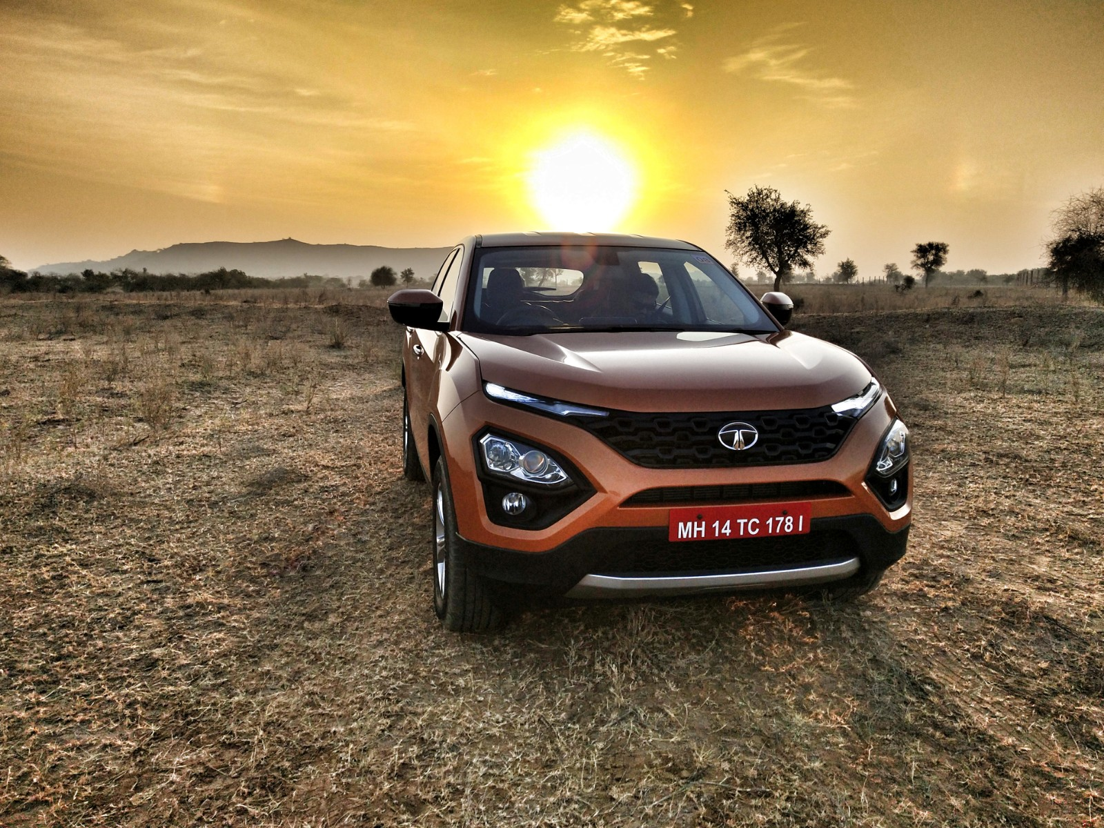 Tata Harrier First Drive Review Motorscribes