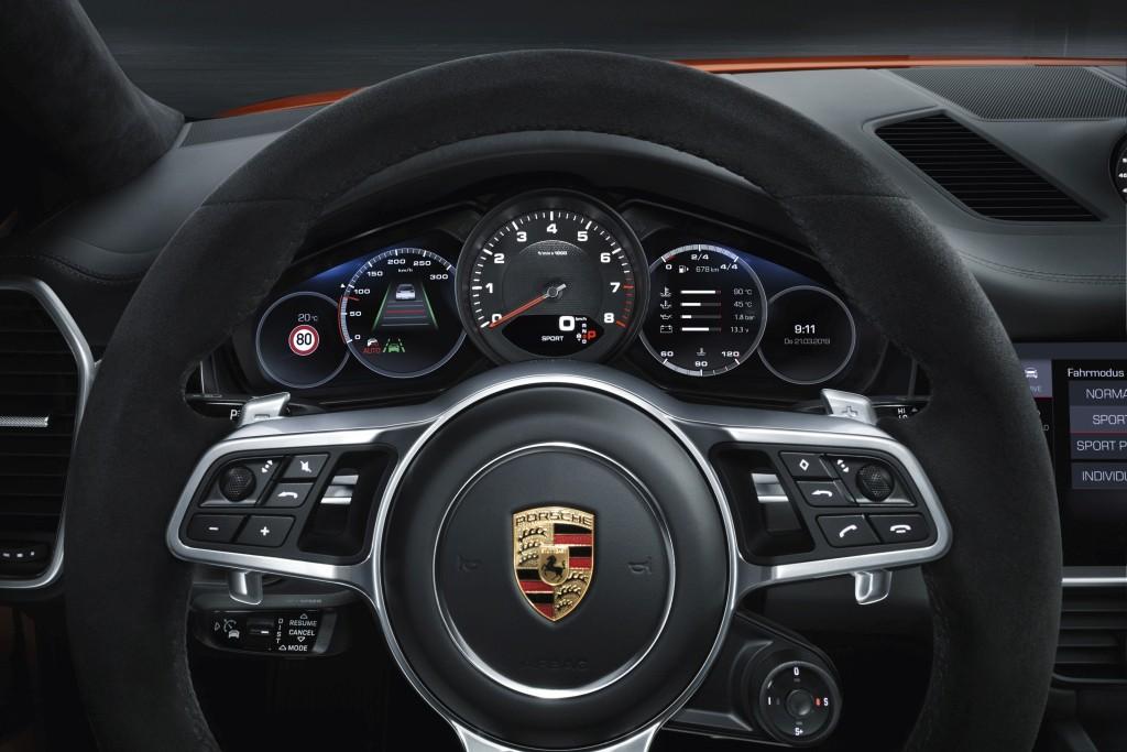 Porsche Cayenne Coupe  It is happening! - MotorScribes