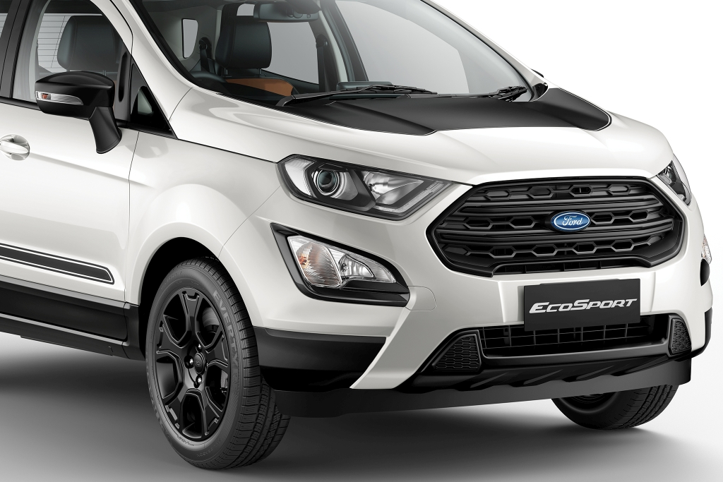 Ford India Introduces The Thunder Edition Ecosport