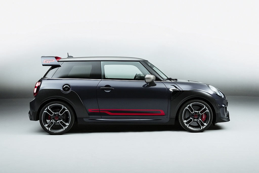 Inspired by the legendary motor racing achievements of the MINI brand, the company has come out with a limited edition John Cooper Works GP model that characterizes this very essence.