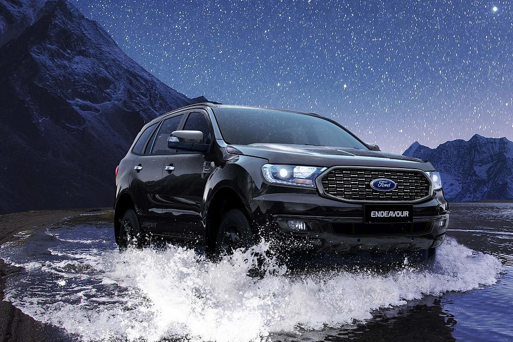 Ford Endeavour Sport Edition Launched Motorscribes
