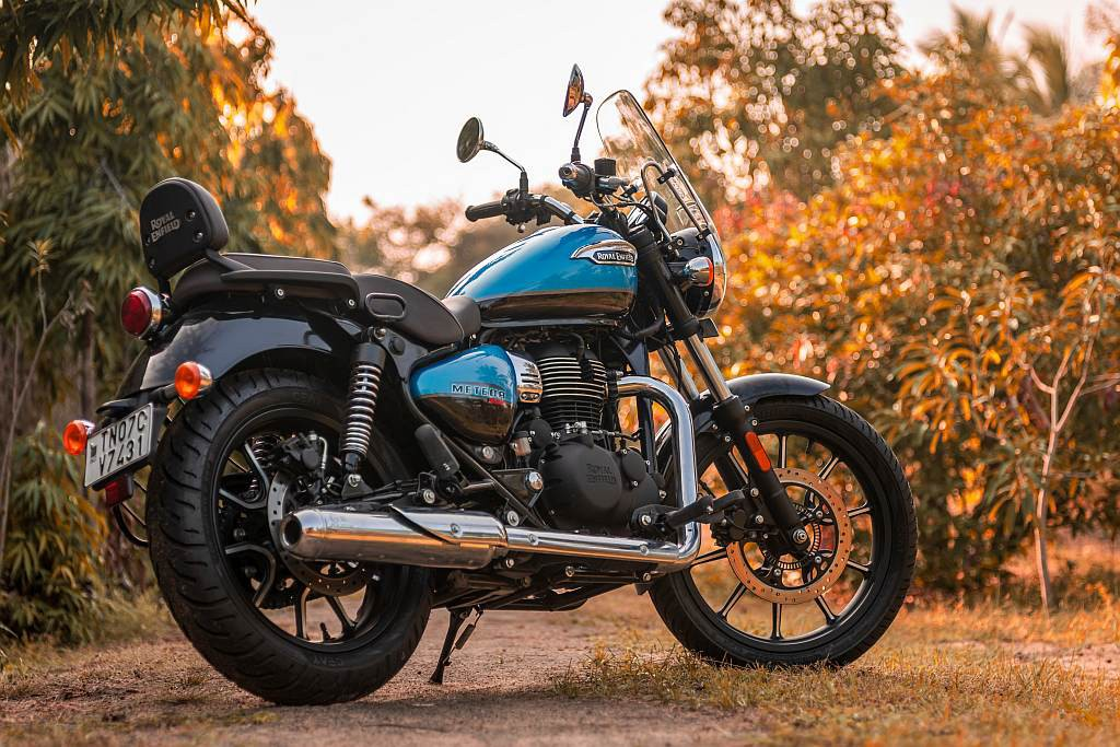 Royal Enfield Meteor 350 First Ride Review Motorscribes